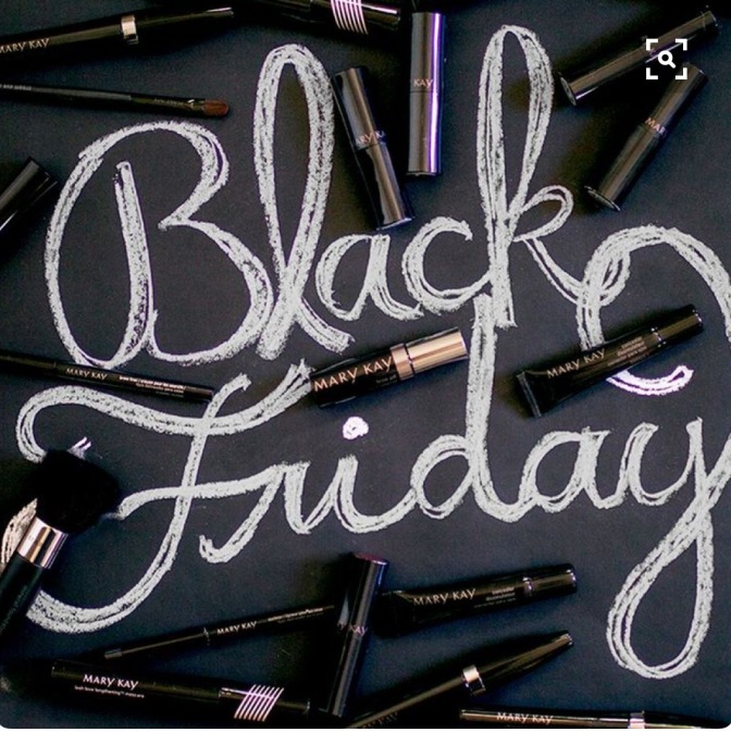 Arriva il black friday!!